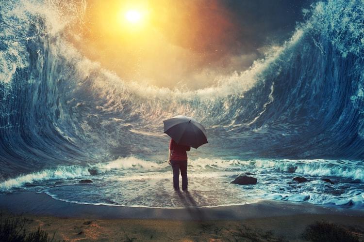 「台風」 「地震」 「洪水」 日本の自然災害トップ5を英語で言うと?