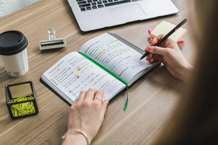 英語論文の研究デザイン